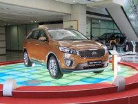 全新一代索兰托巴黎车展发布 全面升级