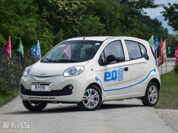 奇瑞eQ电动车配置曝光 将于11月5日上市
