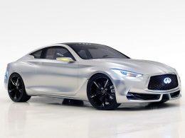 英菲尼迪Q60概念车亮相 外观极富动感