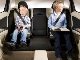 为儿童保驾护航!浅析沃尔沃安全座椅