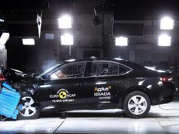 2015 E-NCAP(3) 获得五星车型仅占30%