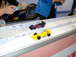 不同的体验 F1在学校青少年科技挑战赛