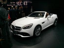 奔驰新款SLC北美车展发布 全方位提升