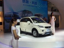 长江EV SUV逸酷发布
