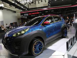 KX5 X-CAR概念车发布