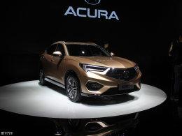 讴歌三款新车型计划曝光 TLX或明年国产