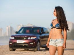 邂逅沙滩、冲浪、美女 揽运X跨界之旅