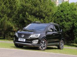 宝骏560 AMT车型上市 售8.78-9.38万元