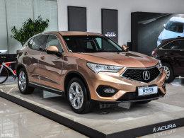 广汽讴歌CDX将于今日上市 共推六款车型