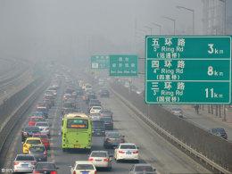 北京严查柴油车排放 今年累计罚225.3万