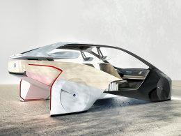 展示未来汽车生活 2017CES宝马黑科技