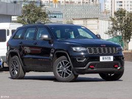 2017款Jeep大切诺基上市 售57.99万元起