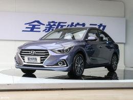 北京现代全新悦动今日上市 搭1.6L动力