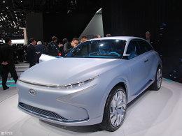 日内瓦车展:现代FE Fuel Cell概念车