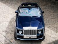 劳斯莱斯全新车型慧影发布 近亿元豪车