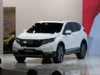 东风本田全新CR-V将推混动版 7月上市
