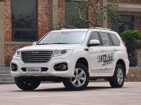 周末车闻 哈弗品牌两款高端SUV接连上市