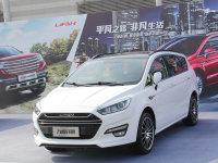 力帆轩朗1.8L两新车型 将于6月6日上市