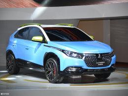 纳智捷小型SUV将10月上市 搭1.6T发动机