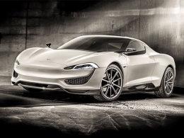 你喜欢吗?新一代特斯拉Roadster效果图