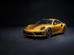 新911 Turbo S最强版接受预定 335.8万