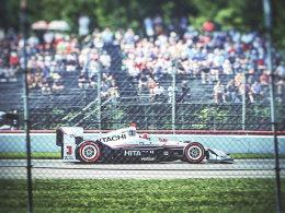 老美玩的方程式 俄亥俄Indy 200观赛记