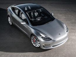 特斯拉Model 3下线 你需要知道6个要点