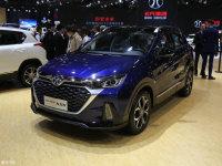 绅宝全新X55将于10月上市 搭1.5T发动机