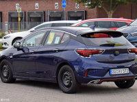 欧宝Astra GSi谍照曝光 将搭1.6T发动机