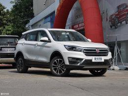 汉腾X5将于10月26日上市 全新紧凑级SUV