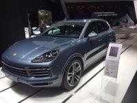 全面革新 全新Cayenne将于11月国内亮相