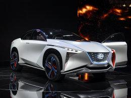 2017东京车展 日产IMx概念车静态评测