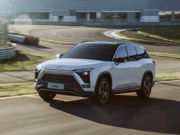 这就是未来? 解析蔚来ES8纯电动汽车