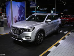 华晨中华V6预售价公布 预售8.98万元起