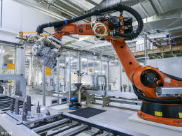 大众工厂探秘:双离合变速箱从这诞生!