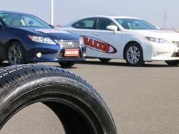 安静而出众 测试场体验玛吉斯MS1轮胎