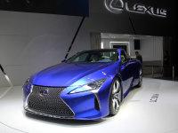 雷克萨斯LS/LC明年1月上市 已开启预售