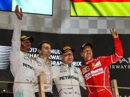 F1收官战梅赛德斯强悍助力博塔斯夺冠!