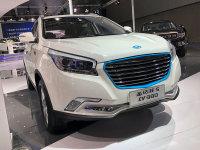 2017广州车展:圣达菲5 EV380正式发布