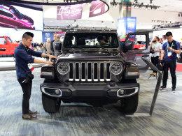 新Jeep牧马人今年上半年入华 硬派风格