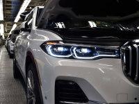 宝马X7量产版将11月亮相 明年引入国内