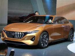 正道H500概念车发布