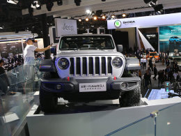 Jeep全新牧马人首发