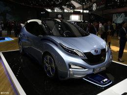 北汽新能源EX3概念车