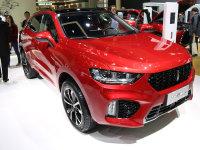 2018北京车展 WEY VV5四驱版正式发布
