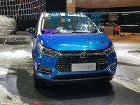 2018北京车展探馆:比亚迪元EV360实拍