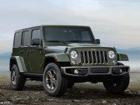 一代硬派典范 Jeep牧马人(JK)底盘解析