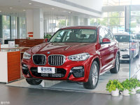 全新BMW X3正式上市 售价39.98万元起