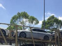 丰田新一代皇冠量产版谍照 6月26日首发