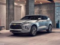 雪佛兰Blazer将2019年国产 衍生7座车型
